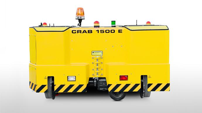CRAB 1500E 5 | Container Handling Equipment |