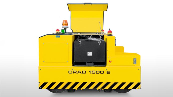 CRAB 1500E 6 | Container Handling Equipment |
