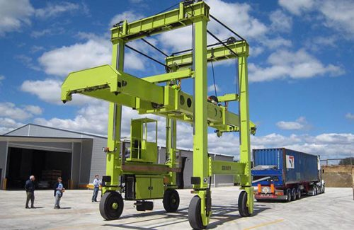 isoloader Econolifter | Container Handling Equipment |