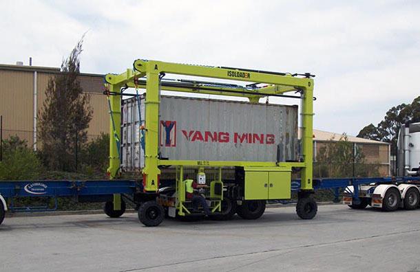 isoloader ezlift | Container Handling Equipment |