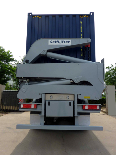 SELFLIFTER SL427 REAR   Container Handling Equipment  