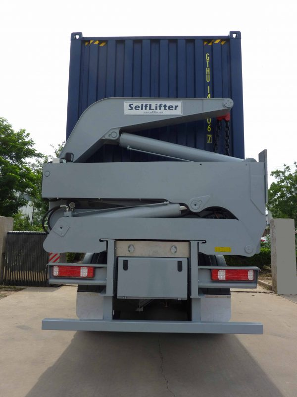 SL410rear40HQ   Container Handling Equipment  