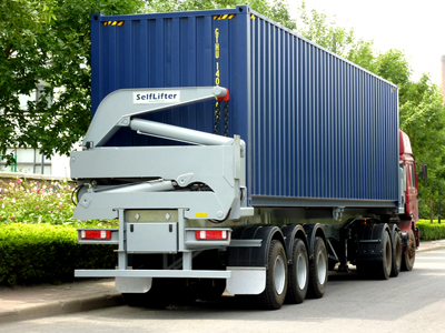 SL427 SELFLIFTER   Container Handling Equipment  