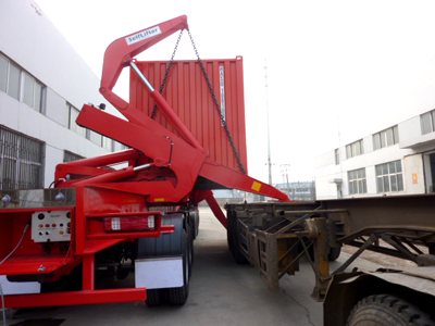 SL427 Trailer to Trailer Transfers   Container Handling Equipment  
