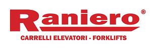 logo Raniero Forklifts | Container Handling Equipment |