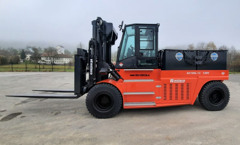 AC160L 12 120V 5 | Container Handling Equipment |