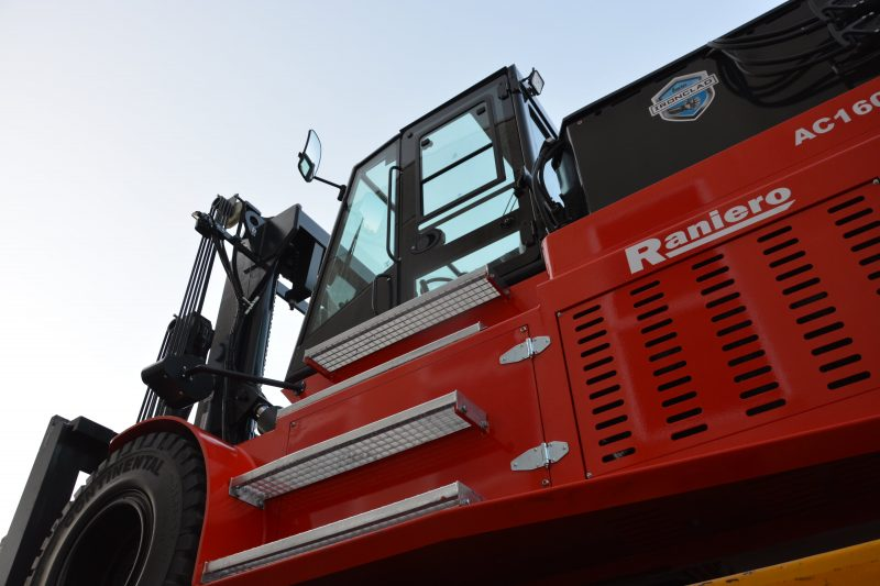AC160L 12 120V 6 | Container Handling Equipment |